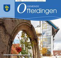Gemeinde Ofterdingen Informationsbroschüre (Auflage 6)
