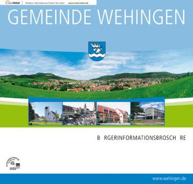 Gemeinde Wehingen Bürgerinformationsbroschüre (Auflage 1)