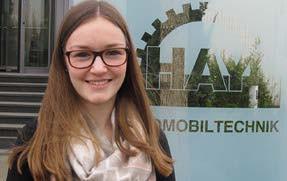 Interview: Annika K., Duales Studium – Betriebswirtschaftslehre