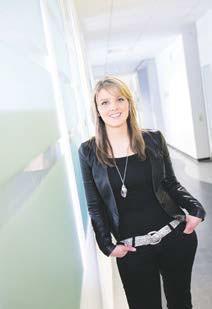 Interview: Sophia Scherhag über die Ausbildung zur Industriekauffrau