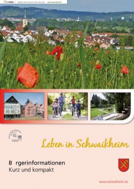Leben in Schwaikheim Bürgerinformationen (Auflage 3)