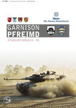 Garnison Pfreimd Standortbroschüre (Auflage 5)