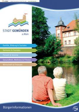 Stadt Gemünden am Main Bürgerinformationsbroschüre (Auflage 4)