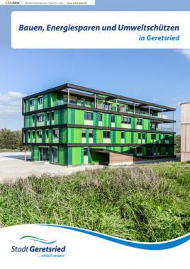 Bauen, Energiespraren und Umweltschützen in Geretsried (Auflage 3)