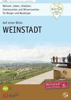 Auf einen Blick: Weinstadt Wohnen. Leben. Arbeiten  (Auflage 18)