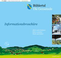 ARCHIVIERT Bühlertal Informationsbroschüre (Auflage 13)