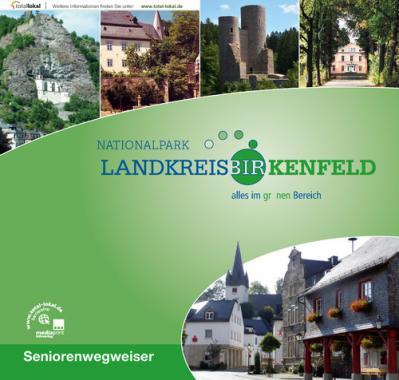 Seniorenwegweiser Landkreis Birkenfeld (Auflage 2)