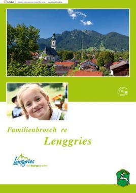 Familienbroschüre Lenggries (Auflage 1)