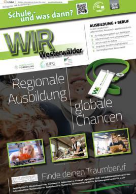 Schule - und was dann? Wir Westerwälder 2017/2018 (Auflage 1)