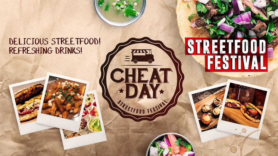 3, CHEATDAY - Das Streetfood Festival in Lippstadt!