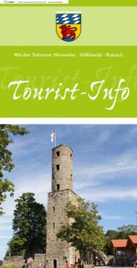 Tourist-Info Löwenstein (Auflage 2)