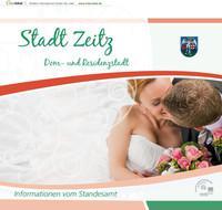 Informationen vom Standesamt Stadt Zeitz (Auflage 2)
