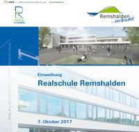 Einweihung Realschule Remshalden (Auflage 1)