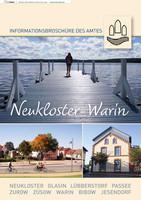 Informationsbroschüre des Amtes Neukloster-Warin (Auflage 1)