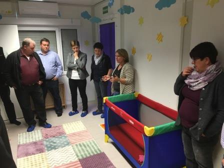 Neue Krippengruppe im AWO Kinderhaus