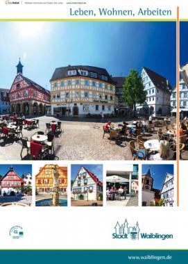 Leben, Wohnen, Arbeiten Stadt Waiblingen (Auflage 2)