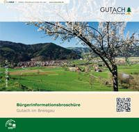 Bürgerinformationsbroschüre Gutach im Breisgau (Auflage 1)
