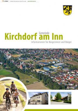 Kirchdorf am Inn Informationen für Bürgerinnen und Bürger (Auflage 3)