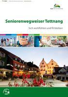 Seniorenwegweiser Tettnang (Auflage 4)