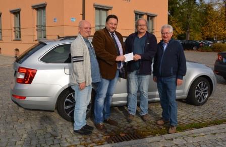 Ehrenamtliches Engagement für Weißrussland