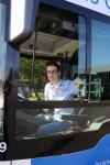 Interview: Marcel Biemel, 17 Jahre, Ausbildung zur Fachkraft im Fahrbetrieb