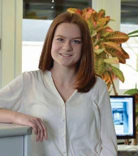 Interview: Jana Hynar, 17 Jahre, Ausbildung zur Industriekauffrau