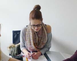Interview: Anne Brähler (20), Ausbildung zur Industriekauffrau