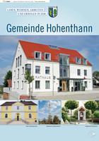 Leben, Wohnen, Arbeiten und Erholen in der Gemeinde Hohenthann (Auflage 1)