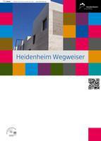 ARCHIVIERT Heidenheim Wegweiser (Auflage 20)