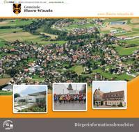 Gemeinde Fluorn-Winzeln Bürgerinformationsbroschüre (Auflage 5)
