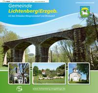 Gemeinde Lichtenberg / Erzgeb. Informationsbroschüre (Auflage 1)