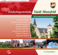 Stadt Mansfeld Informationsbroschüre (Auflage 7)