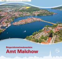 Bürgerinformationsbroschüre Amt Malchow (Auflage 2)