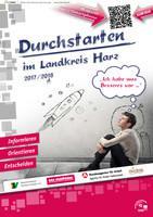 Durchstarten im Landkreis Harz 2017/2018 (Auflage 2)
