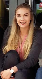 Interview: Kim Schmitt (19) über die Ausbildung zur Kauffrau für Büromanagement