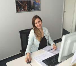 Interview: Erika Holmer (20), Ausbildung zur Industriekauffrau