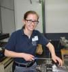 Interview: Sara Schäfer (16), Ausbildung zur Werkzeugmechanikerin
