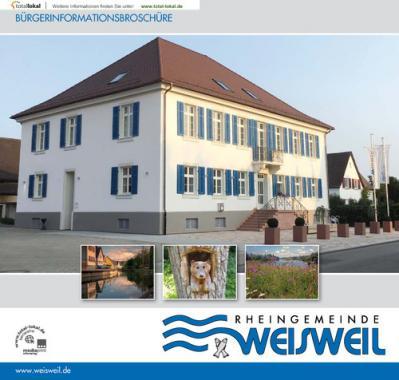Rheingemeinde Weisweil Bürgerinformationsbroschüre (Auflage 1)