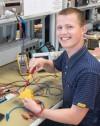 Interview: Aaron Schulz (19) über die Ausbildung zum Elektroniker für Geräte und Systeme