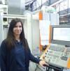 Interview: Sophie Herteux über die Ausbildung zur Zerspanungsmechanikerin