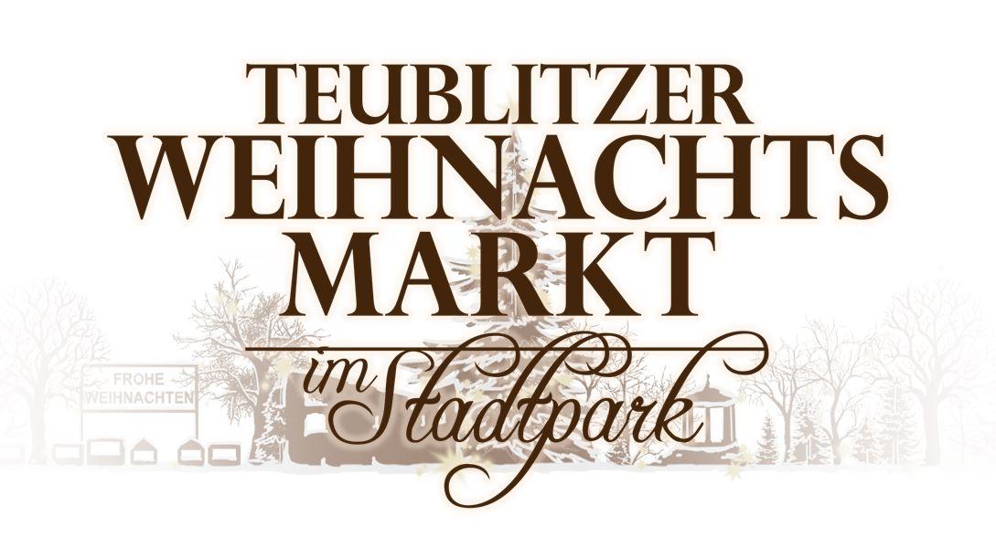 Information zur Anfahrt & Parken am Teublitzer Weihnachtsmarkt 2017