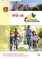 Bürgerinformationsbroschüre der Gemeinde Asbach-Bäumenheim (Auflage 5)