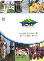Bürger-Informationsbroschüre der Gemeinde Sinzheim (Auflage 16)