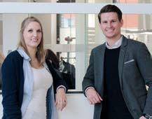 Interview: Christina Morlang (20) / Lasse Sohrweide (29) über die Ausbild. zurm Immobilienkaufmann