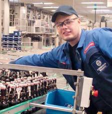Interview: D. Ptakowski (21) über die Ausbildung zum Maschinen- und Anlagenführer Fachbereich Metall