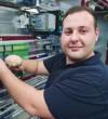Interview: Dominik Klein, (22) über die Ausbildung zum Elektroniker Fachrichtung Automatisierungstec