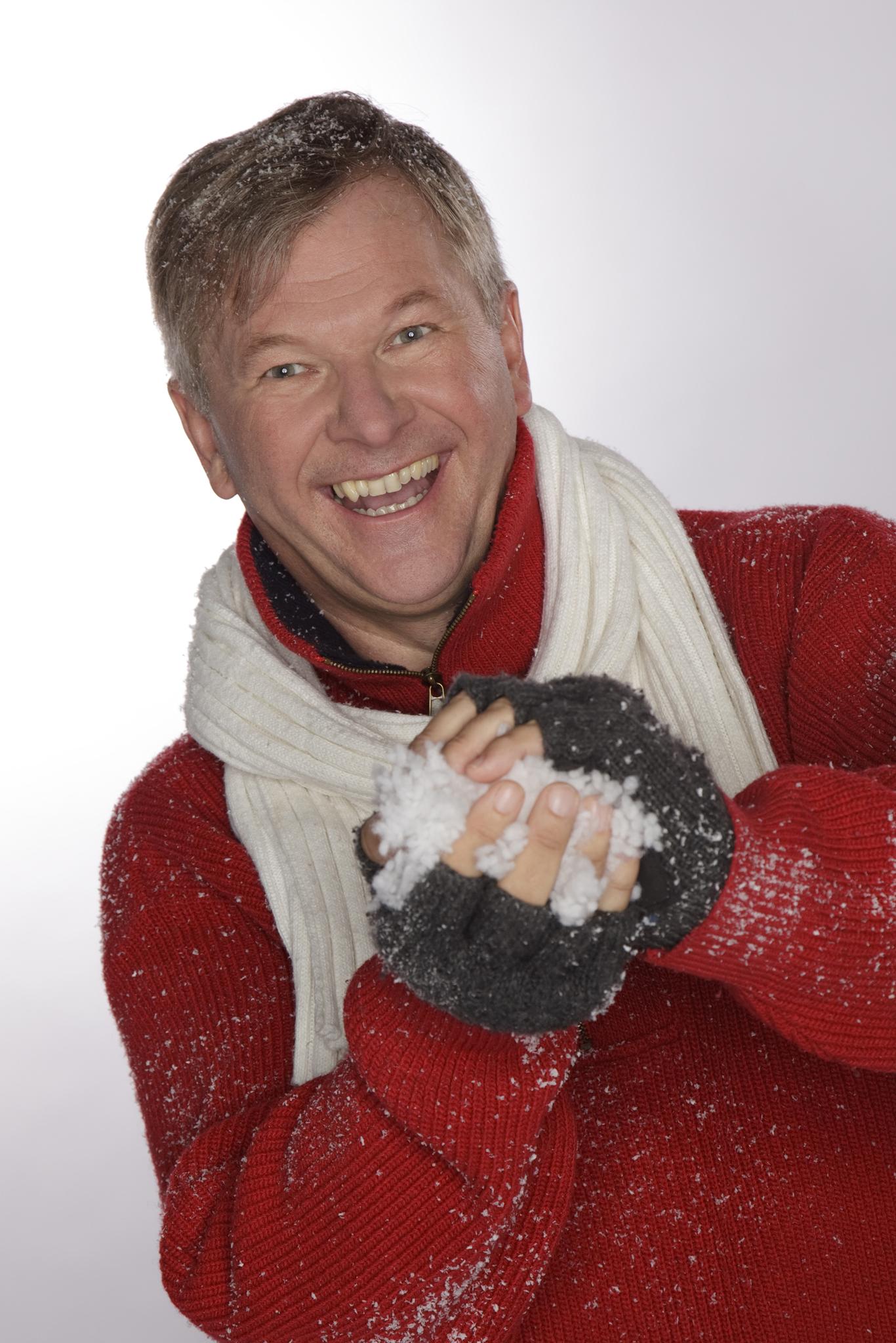 """Adventskonzert mit Reinhard Horn """"Jetzt kann es Weihnachten werden!"""""""
