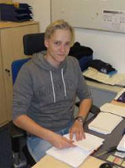Interview: Niklas H., Ausbildung zum Industriekaufmann