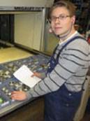 Interview: Mark K., Ausbildung zum Industriemechaniker/Einsatzgebiet Produktionstechnik