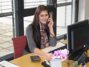 Interview: Sandra Walle (20) über die Ausbildung zur Groß- und Außenhandelskauffrau